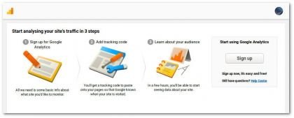 Add site to Google Analytics Step by Step Guide